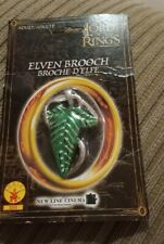 Elven Brooch Lord of the Rings New in Package