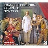 Francois Couperin: Complete Sonatas, Florence Malgo,Les Dominos, Audio CD, New,