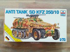 ESCI ERTL sdkfz 250/10 anti tank  1/72