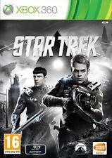 Jeu Star Trek / Version Français / Compatible 3D Game / Xbox 360 / Bandai Namco