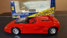 1991 Revell Scale Masterpieces 1989 Ferrari Pininfarina Mythos 1:18 Very Nice!