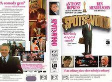 SPOTSWOOD - Hopkins - VHS - PAL -NEW -Never played! -Original Oz release -RARE!!