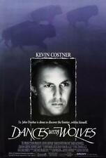 Dances With Wolves Movie Poster 11x17 Mini Poster