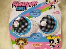 Adult Bubbles Costume Eye Glasses Licensed Powerpuff Girls Anime Cartoon Eyes