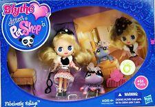 Blythe Doll Littlest Pet Shop Fabulously Vintage New In Box Set Rare