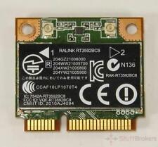 HP RT3592 RT3592BC8 Wireless WIFI+Bluetooth 3.0 Mini PCI-E 300M Card 630813-001