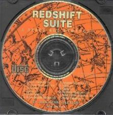 RedShift Suite A Space Age Symphony Music CD Jean-Pierre Garatoni 12 track Bonus