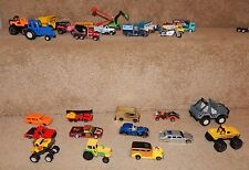 HTF LOT 27 MATCHBOX Hot Wheels HARLEY Tonka ROLLS ROYCE Tractor WOODY Majorette