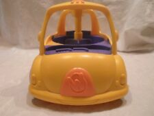 """Playskool Weebles on the Bus Heavy Duty School Bus 9""""x7"""" Toddler Toy"""