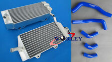 FOR Honda CRF450 CRF450R 2005 2006 2007 2008 05-08 Aluminum radiator + hose