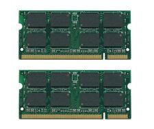 4GB 2X 2GB RAM MEMORY FOR DELL LATITUDE D630 Laptop