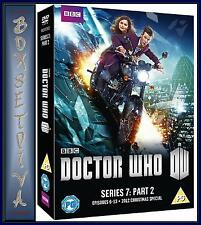 DOCTOR WHO -  COMPLETE SERIES 7 PART 2 PLUS 2012 XMAS SPECIAL **BRAND NEW DVD **