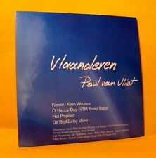 Cardsleeve single CD Paul van Vliet Vlaanderen 5TR Kabouter Plop Koen Wauters