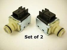 4L60E 4L65E A & B 1-2 & 2-3 Shift Solenoid Set of 2 93-up Transmission
