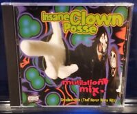 Insane Clown Posse - Mutilation Mix CD PSY-4011 Discmakers Press esham twiztid