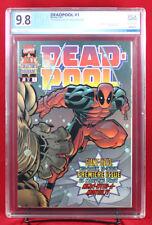 DEADPOOL #1 (Marvel 1997) PGX 9.8 NM/MT Near Mint/Mint - IT'S DEADPOOL!!! +CGC!!