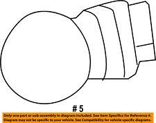 CHRYSLER OEM-Turn Signal Light Bulb L0003157AK