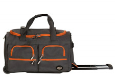 Carry On Luggage 22 Inch Rolling Duffle Bag Carry On with Wheels Travel Tote