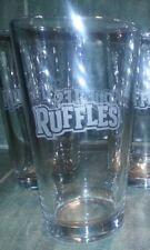 Ruffles Potato Chips Pint Glass Lays Frito Lay Promo  **NEW**