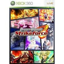 XBOX 360 Juego Dinasty Warriors Strikeforce NUEVO