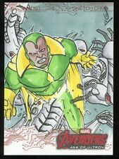 2015 Marvel Avengers 2 Age of Ultron Movie Sketch Card - Jason Sobol