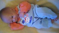 "Fleece boy clothes fits14"" - 16"" baby dolls  cupcake baby born Annabel reborn"