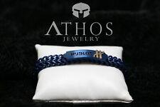 Hublot brand bracelet designers design stainless Steel Blue Chain Bangle