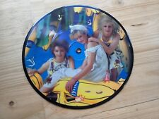 "Bananarama Don't Call Us / Shy Boy 7"" Picture Disc EX Vinyl Record NANPD 2"