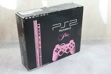Playstation 2 Slim Pink Console boxed Limit Edition Japan PS2 System US Seller