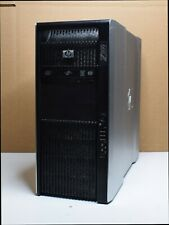 HP Z800 Workstation (FF825AV) 2.40GHz Intel Xeon E5530 32GB DDR3 ECC NO HDD