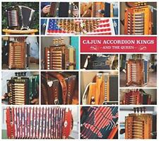 Cajun Accordion Kings (And The Queen) - Various (NEW CD)