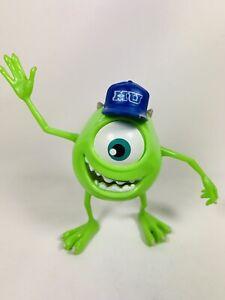 Mike Wazowski - Poseable Eye & Body! Monsters University Scare Students- Disney