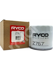Ryco Oil Filter FOR ISUZU ELF NHR6_ (Z767)