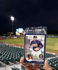 NEW ORLEANS BABY CAKES 2018 TEAM CARD SET GIVEAWAY SGA 6/30/2018 MILB ZEPHYRS