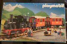Playmobil Klicky Personenzug-Set mit Dampflok 4001 OVP ungeöffnetes Zubehör