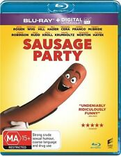 Sausage Party (Blu-ray, 2016)