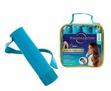 "Sleep Hair Styling Styler 6"" Salon Roller Curler Kit For Long Curly Hair Large"