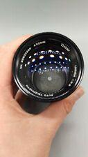 >Vivitar Auto TelePhoto f/2.8 135mm Prime Lens for PK Pentax K Mount Camera READ