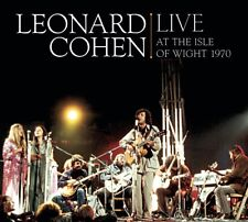 Live at the Isle of Wight 1970 - Leonard Cohen (Album with DVD) [CD]