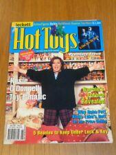 HOT TOYS #1 JUNE 1998 BEANIE BABIES X-FILES BARBIE US MAGAZINE =