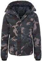 hommes extérieur Veste d'hiver camouflage DE CHASSE capuche chaud S-XXL h-128