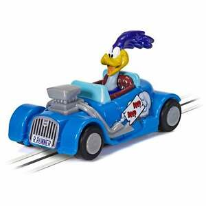 Micro Scalextric Looney Tunes Road Runner Car - G2164