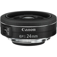 Canon EF-S 24mm f/2.8 F2.8 Wide Angle Lens for EOS 7D 70D Rebel SL1 T3i T5 T5i