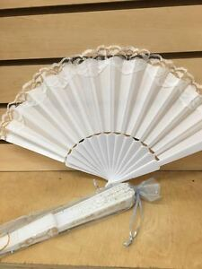 24pc Sparkle Organza Bags (FANS NOT INCLUDED) for Hand Fan / BAGS ONLY/BAGS