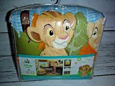 New Disney Lion King  3-Piece Crib Set