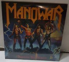 Manowar Fighting The World 2018 reissue LP Vinyl Record new