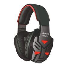 Quantum QHM855 Stero Headset with Vibration Mic Talk Chat Headphone +Bill