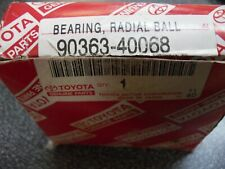 Genuine Toyota 90363-40068 Radial Wheel Bearing