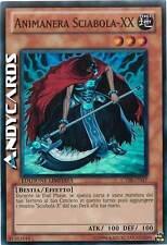 Animanera Sciabola-XX ☻ Super Rara ☻ CT08 IT017 ☻ YUGIOH ANDYCARDS