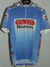 Camiseta Bici Ciclismo Maillot Shirt Ciclismo Team Gewiss Bianchi SANTINI T. 3XL